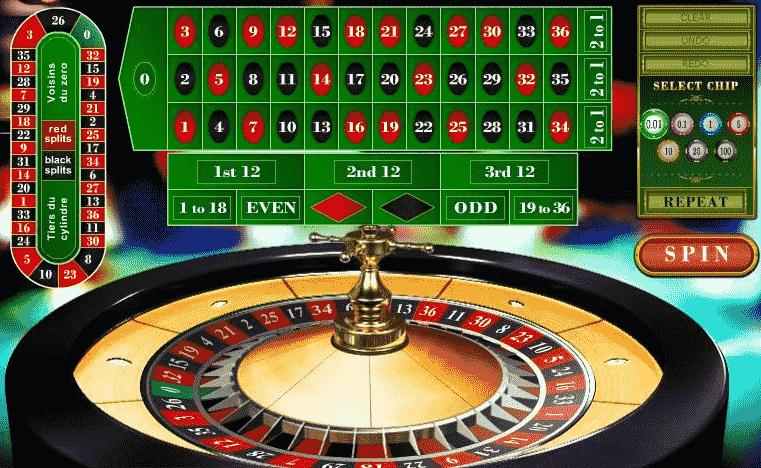 online 3d roulette